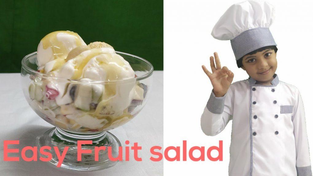 Easy Fruit Salad Recipe