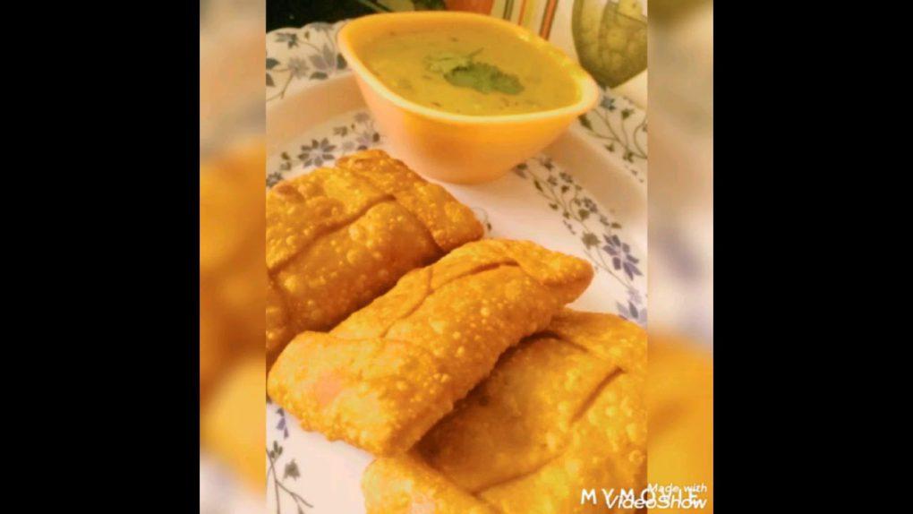 Nagpur special Sambhar vadi/Patodi kadhi/  Coriander special recipe/ kothembir vadi