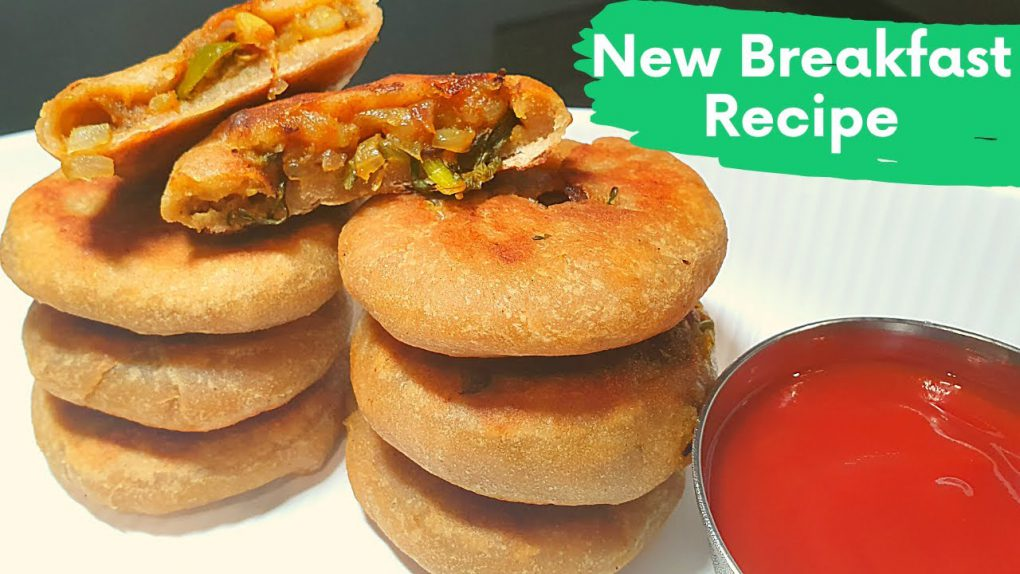 Quick and Healthy Wheat Flour Breakfast Recipes | New Breakfast Recipes 2021 | Atta Breakfast Recipe