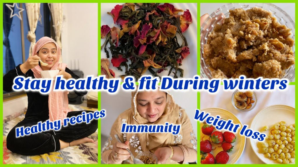 Winter special diet | healthy recipes | immunity boosting food | weight loss | saba ibrahim