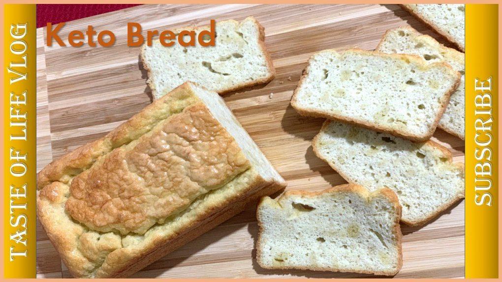 How to make Keto Bread Recipe , Almond Flour Bread, Keto Recipe