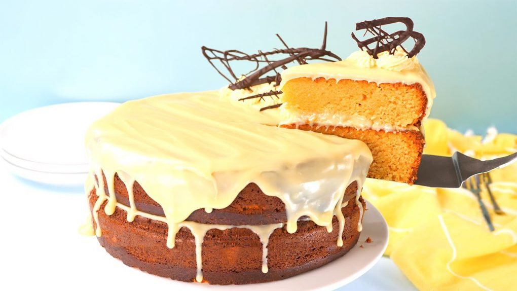 Keto Caramel Mud Cake Recipe – Moist, Sweet & Very Low Carb