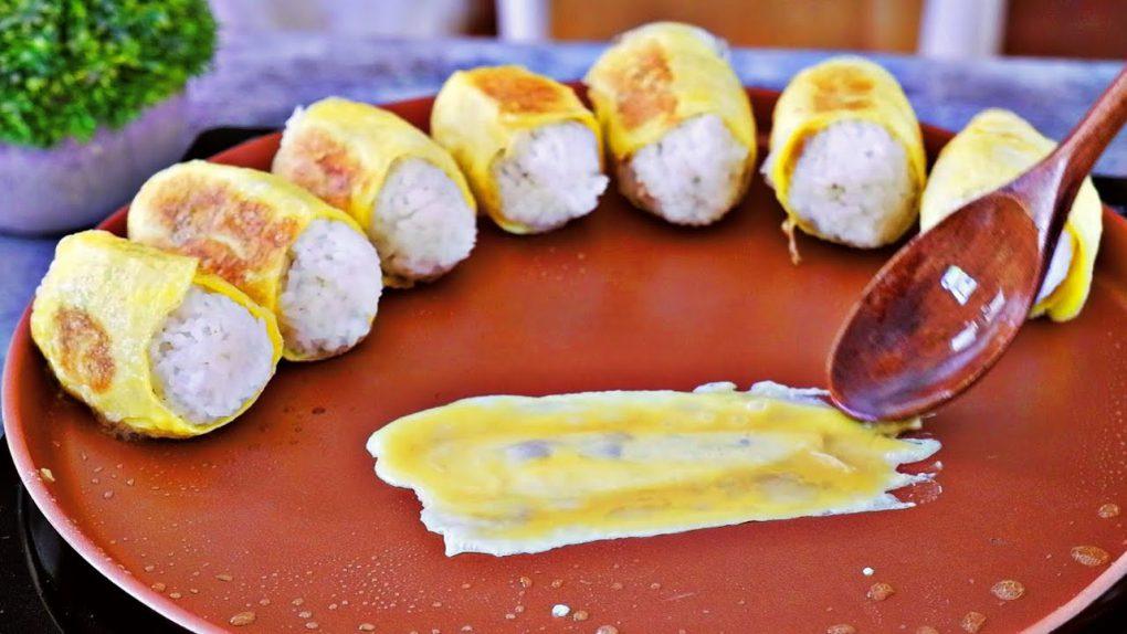 Easy Breakfast Recipe! Kaning Lamig, Huwag Laging Isangag. Gawin Ito, Pati Bata Aawit sa Sarap [SUB]
