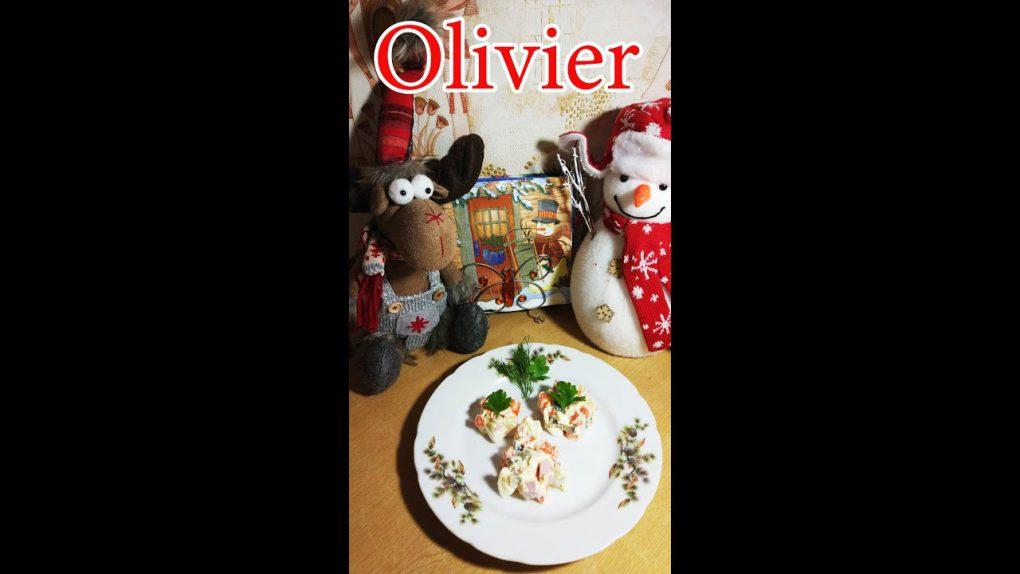 Ukranian OLIVIER SALAD recipe / UKRANIAN POTATO SALAD RECIPE #shorts