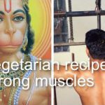 Vegetarian Recipe for Strong muscles