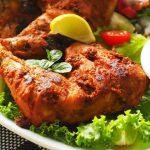 Smoky Tandoori Chicken Recipe By Food Fusion