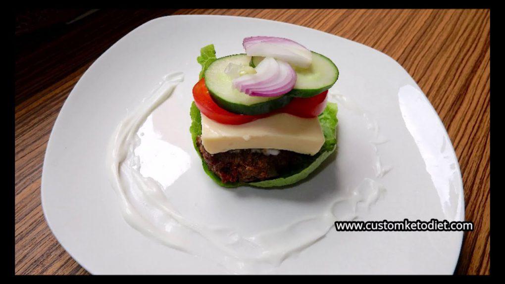 Keto Cheeseburger Lettuce Wrap Recipe – Keto Lunch | Keto Recipes