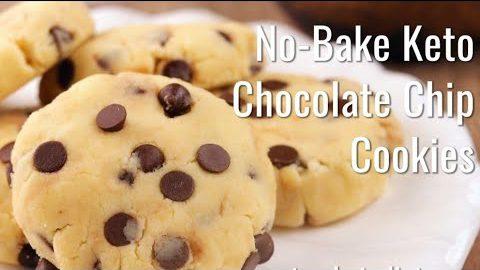 No-Keto Chocolate Chip Cookies | Keto Recipes | Keto Diet Plan | Keto Diet For Weight Loss