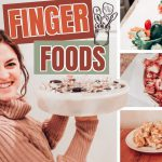 COOK WITH ME: Appetizers and Finger Foods that my family LOVES! | Megan Fox Unlocked