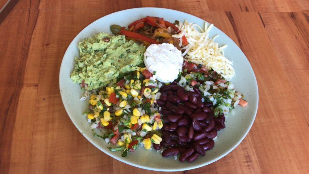 Chipotle Vegetarian Burrito Bowl at home|Vegetarian Recipe|Healthy Lunch IDEAS|Easy to prepare