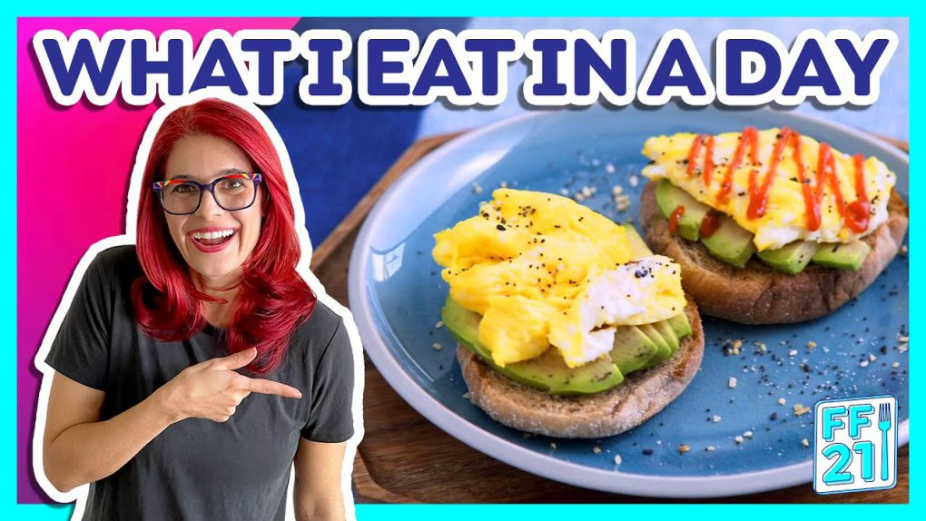 What I eat in a day VEGETARIAN recipes (Day 14)