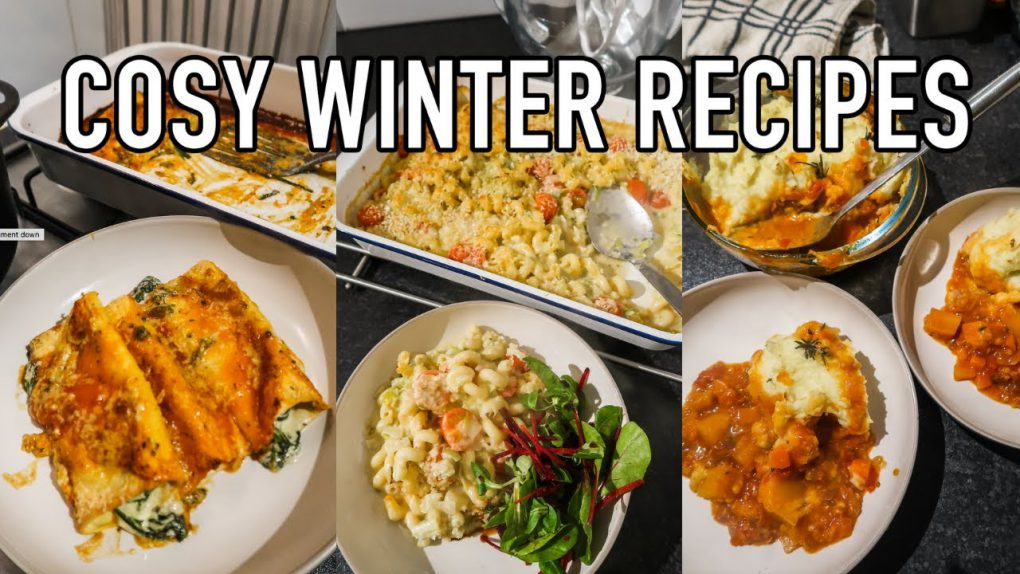 3 DINNER RECIPES | EASY AND BUDGET FRIENDLY MEALS | VEGETARIAN