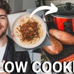 QUICK AND EASY SLOW COOKER MEALS ON A BUDGET | VEGETARIAN MEALS