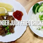 Ginger Fried Chicken   Ayam Goreng Jahe   #Recipe   #Resep   #Resepi   #Cookery   #Cooking   #Masak