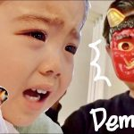 Demon came! | Sushi Roll Recipe | Beans Throwing