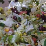 Mexican Salad | Healthy Salad Recipe | How to Make Mexican Salad by Delicious Vision