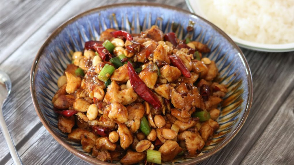 BETTER THAN TAKEOUT – Kung Pao Chicken
