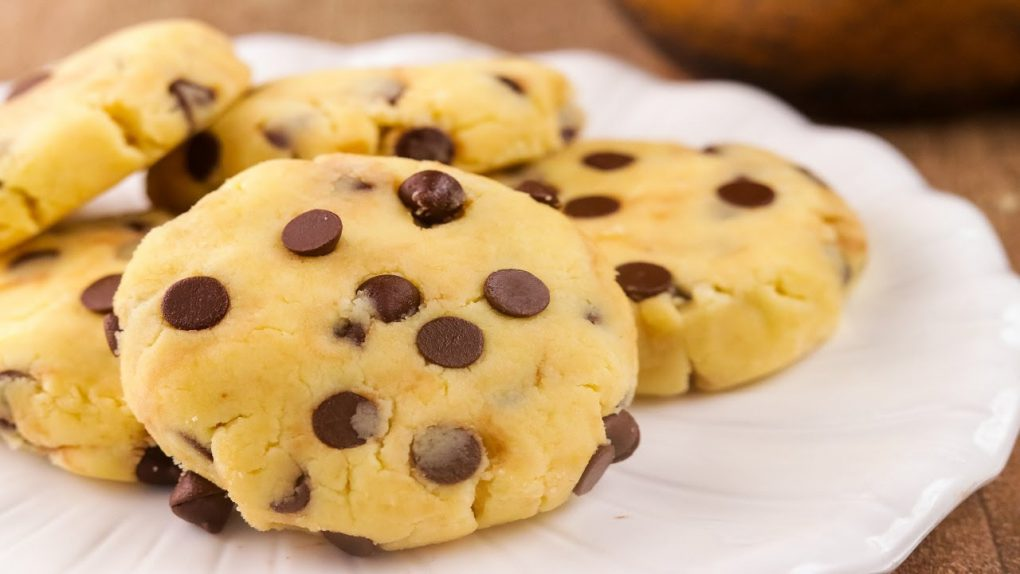 No-bake Chocolate Chip Cookies – Keto Recipes