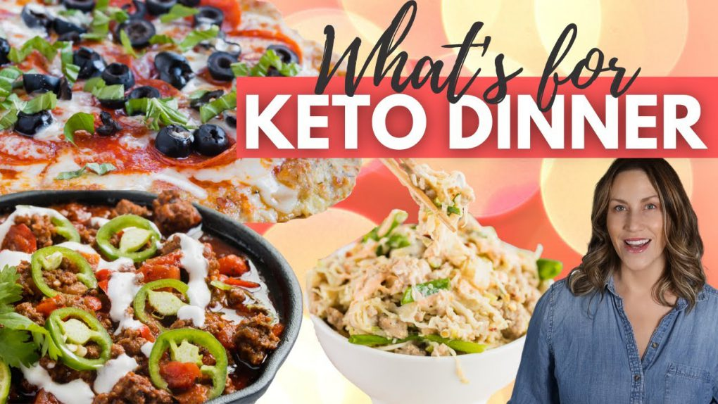Meal Prep Easy Keto Dinners for the Week | ALL DONE IN ONE HOUR!