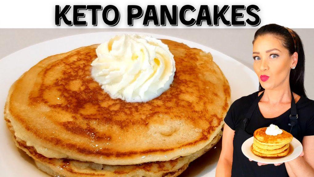 KETO RECIPE | Pancakes | 5 Minutes | Easy Recipe | LCHF | Low Carb | Gluten Free