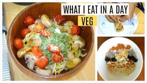 What I eat in a day-Vegan / Vegetarian | Vegan Keto Recipes | Vegan LCHF