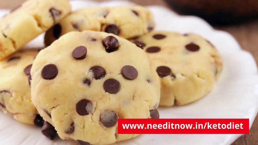 How to Make Keto No-bake Chocolate Chip Cookies? | Keto Recipes