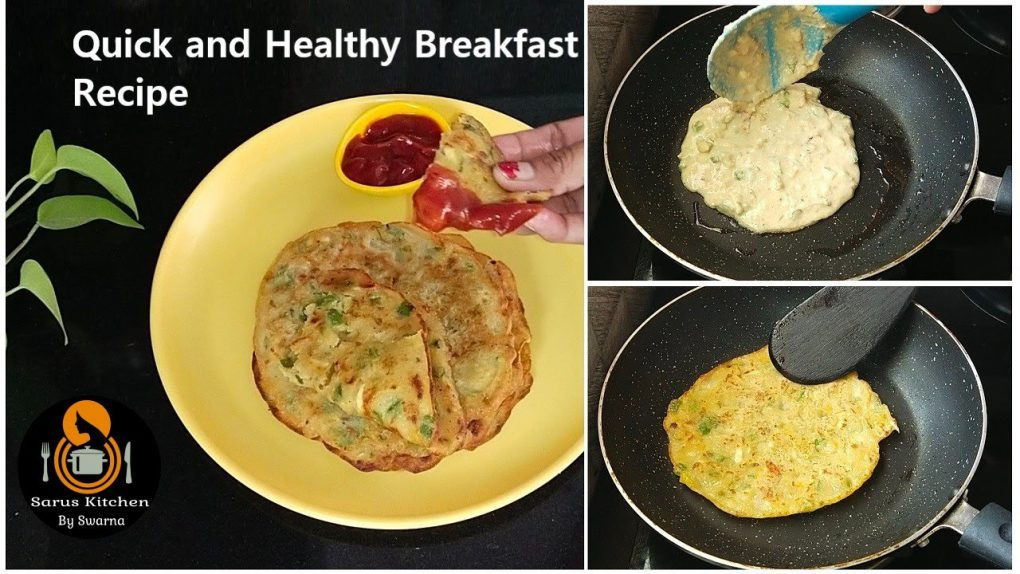 10 Minutes Breakfast Recipe | Easy and Quick Breakfast Recipe | USA Breakfast Recipe with Veggies