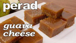 Guava Cheese Recipe | Goan Perad Recipe Easy | Christmas Sweets Recipes