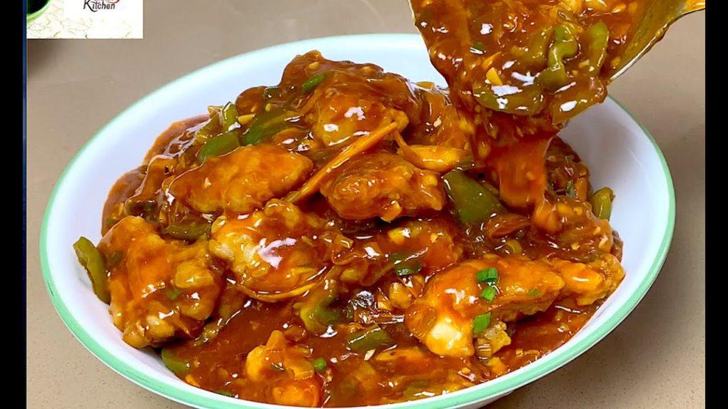 റസ്റ്ററന്റ് സ്റ്റൈൽ ഗാർലിക് ചിക്കൻ | Perfect Garlic Chicken Recipe | Restaurant Style Garlic Chicken