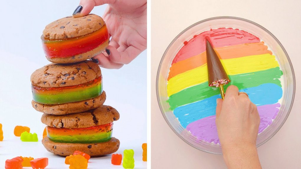 Quick and Easy Dessert Decorating Tutorials At Home | So Yummy Dessert Recipes
