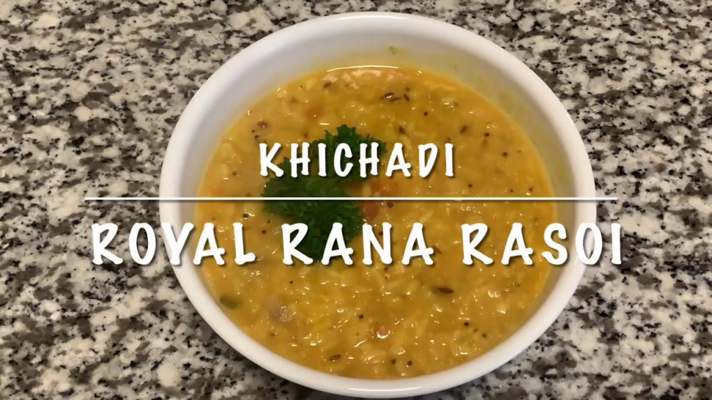 Khichadi – #GlutenFree Indian #Vegetarian Recipes