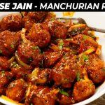 Jain Veg Manchurian – No Onion No Garlic Dry Cabbage Manchuria Recipe – CookingShooking