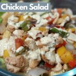 Healthy Chicken Salad Recipe | Easy Indian Style Chicken Salad for Weight Loss