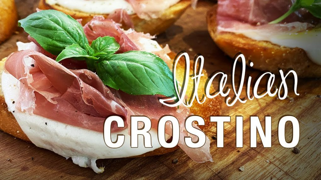 Crostino Recipe: The Perfect Appetizer (and Snack) – The Pasta Queen