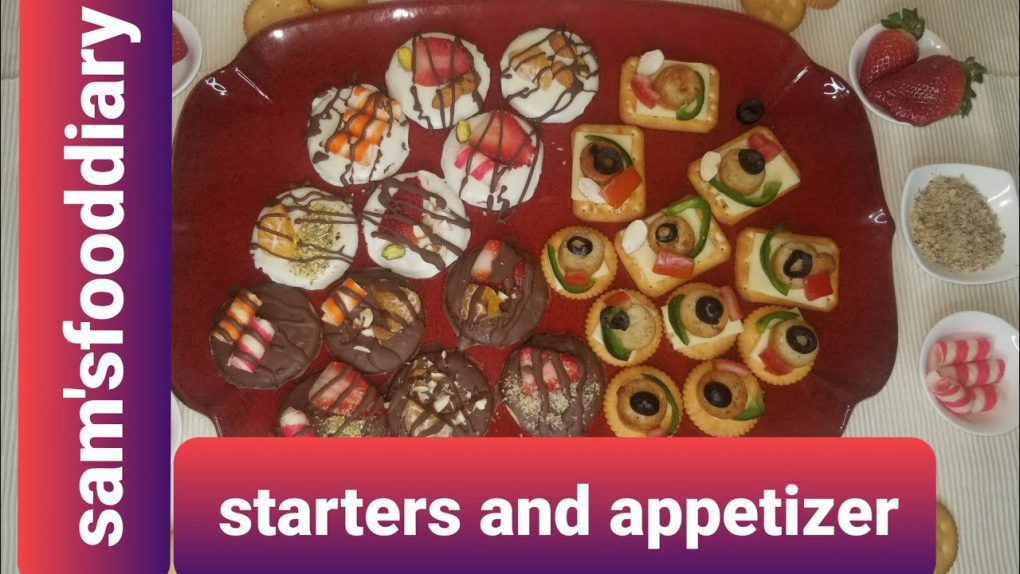 starters and appetizer recipes. quick and easy starters and appetizer recipes