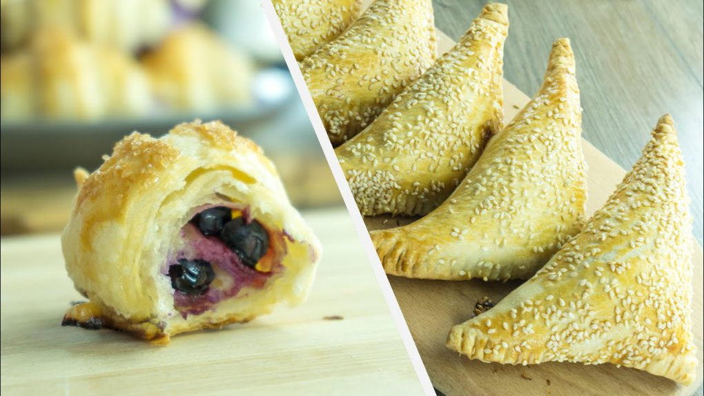 9 Puff Pastry Appetizers Recipes