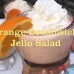 Orange Dreamsicle Jello Salad Recipe