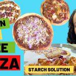 Starch Solution Recipe    Starch Solution Weight Loss   Gluten Free Vegan Pizza   Oil Free Recipe