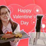 Sous Vide: Easy Valentine's Day Steak Dinner Recipe