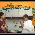 புதிய சாத்வீக சமையல்| Veg Pakora Recipe | New Saathveega Samayal Ep 6| brahma kumaris cooking|