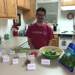 SONC Health Messenger Ryan Shares a Healthy Salad Recipe