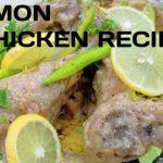 LEMON CHICKEN RECIPE | LEMON PEPPER CHICKEN | HOW TO MAKE LEMON CHICKEN RECIPE | नींबू वाला चिकन