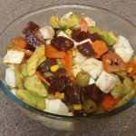 How to make a healthy mixed beetroot salad recipe!