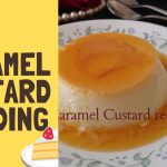 Caramel Custard pudding easy recipe#easy pudding recipe#Recipe No.4