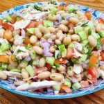 Tuna Bean Salad | Easy Salad Recipes | የአማርኛ የምግብ ዝግጅት መምሪያ ገፅ – Amharic Recipes