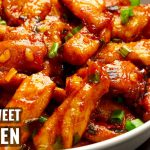 HOT AND SWEET CHICKEN | SPICY AND SWEET CHICKEN RECIPE | BY SPICE EATS