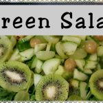 Green Salad , Super healthy and delicious Salad Recipe in Urdu Hindi, Minal Kitchen