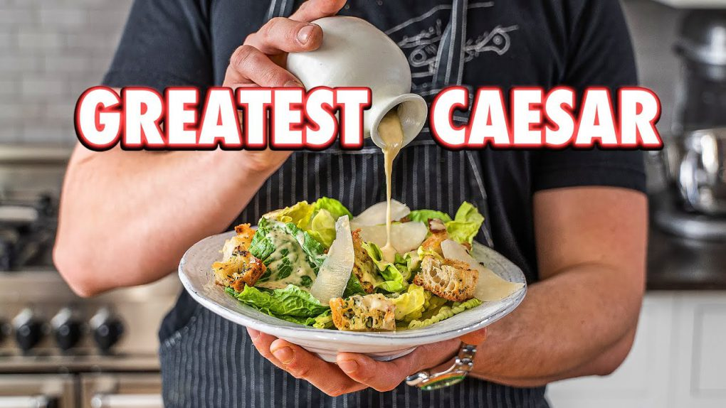 The Greatest Caesar Salad of All Time (2 Ways)
