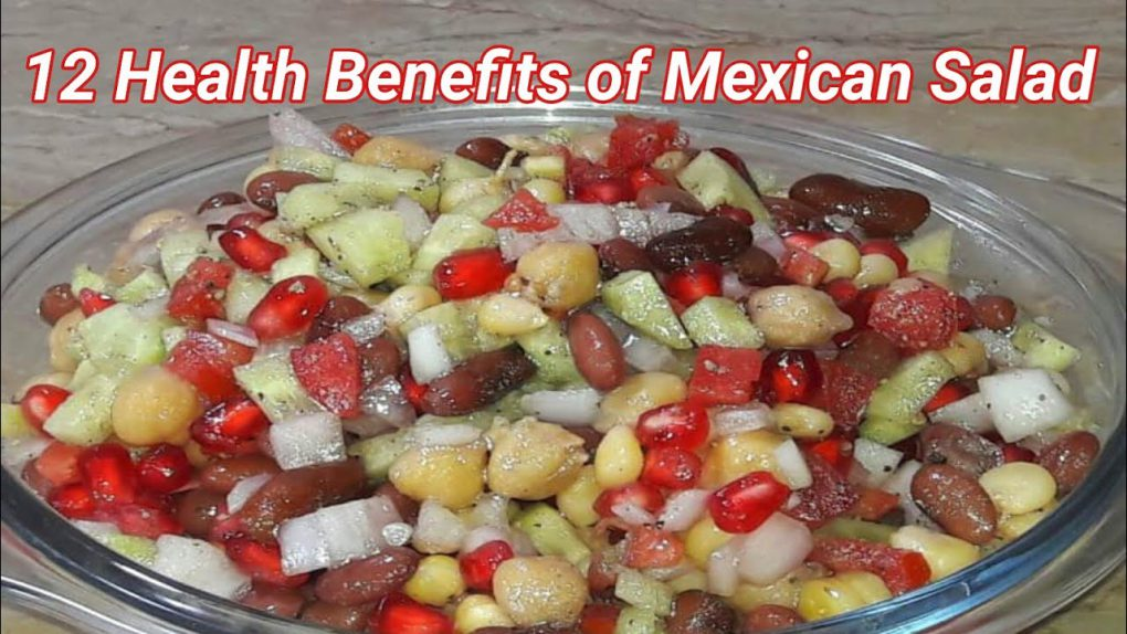 Mexican Salad Recipe | Healthy Salad Recipe | Salad Recipes For Weight Loss | High Protein Diet