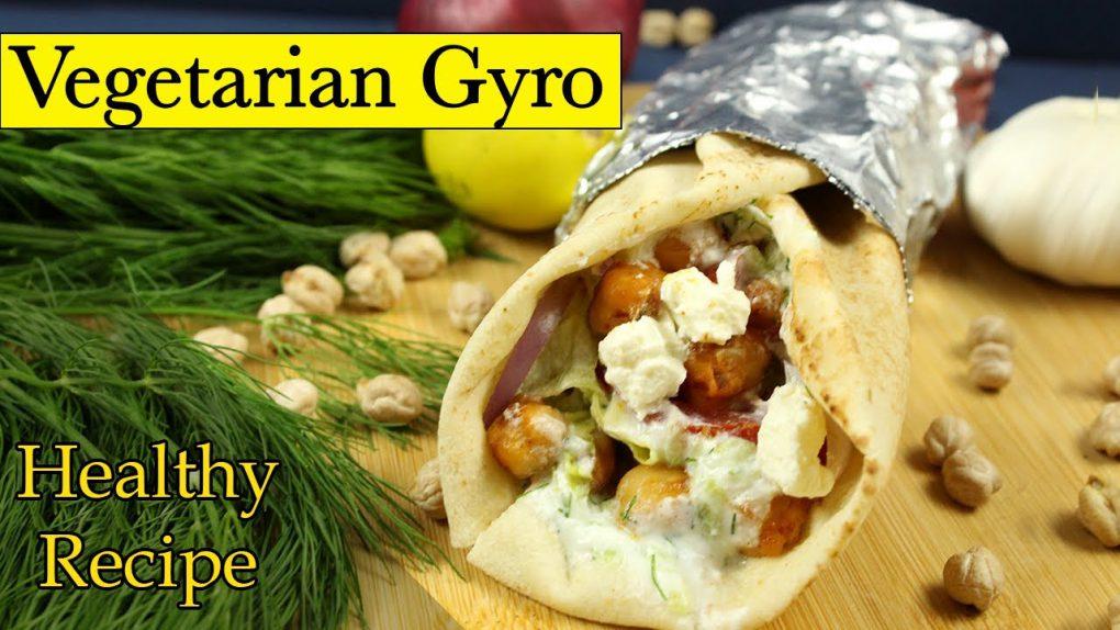 Vegetarian Gyro | Ramzan special recipe